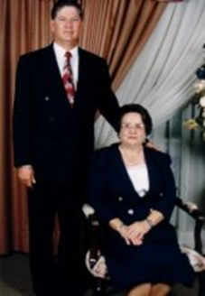 Ted and Karin Johnson